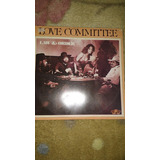 Lp Love Committee   Law And Order Black Music Disco De Vinil