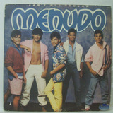 Lp Menudo   Can t Get Enough   1987   Rca Victor