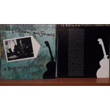 Lp Roy Orbison - A Black And White Night Live