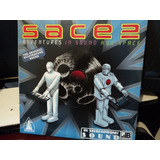Lp Sace 2 adventures In Sound And Space miami Bass Electro