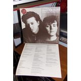 Lp Tears For Fears Song Frrom The Big Chair Mercury 1985