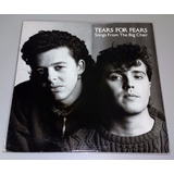 Lp Tears For Fears Songs From The Big Chair 1ª Prensagem Us