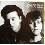Lp Tears For Fears Songs From The Big Chair Mercury 1985