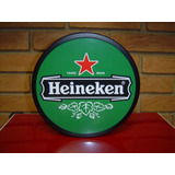Luminosos Bar Design   Cerveja Heineken  c�digo C 190