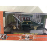 M2 Machines Detroit Muscle Chase  Chevy Camaro Z 28 Rs 1969