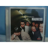 Madness   Wonderful   Cd Importado