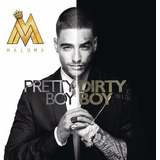 Maluma Pretty Boy Dirty Boy   2 Faixas Bonus Novo Lacrado Cd