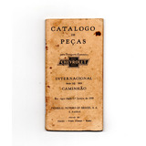 Manual Catalogo Pe�as Caminhao Chevrolet Internacional 1929