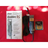 Maquina Tosa Oster Golden A5 Profissional 110v Tosqueadeira