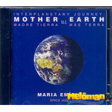 Maria Emília 1995 Mother Earth Space Jazz  autografado  Cd