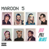 Maroon 5   Red Pill Blues   Cd Duplo