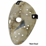 Mask Jason Neca   Friday The 13th  Prop Replica  Part 5: