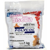 Massa De Biscuit Polycol Colorida 1kg