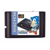 Mega Drive   Genesis Flash Card Everdrive A Pronta Entrega