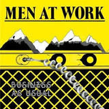 Men At Work Men At Work Business As Usual  cd Importado Usa