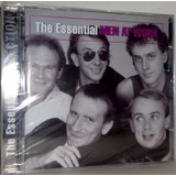 Men At Work The Essential Cd Lacrado Oriignal
