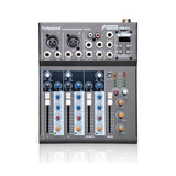 Mesa Arcano Am l4 Fx Com Efeito 4 Canais E Phantom Power
