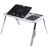 Mesa P  Notebook E table Port�til Dobr�vel Regul�vel Cooler
