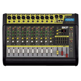 Mesa mixer Skp Amplificada Vz 100 Ii   Mp3 usb bt   Ms0040