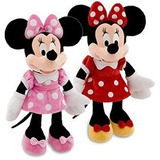 Mickey Ou Minnie 35 Cm   Pel�cia Original Disney No Brasil