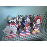 Mickey Safari   Display De Mesa  Infantil   Mdf