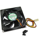 Micro Ventilador 80x80x25 Fan Cooler 12v  0 11a Mini 80mm