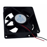Micro Ventilador 80x80x25 Gc Fan Cooler 12v 0 15a  80mm