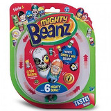 Mighty Beanz Blister Com 6 S�rie 5 Dtc