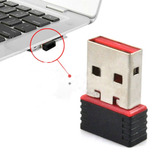 Mini Adaptador Wireless Usb Wifi 150mbps Lanb g n