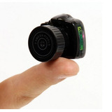 Mini Micro Camera Dv Fimadora Hd 720p Espia Menor Do Mundo