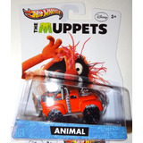 Miniatura Hot Wheels Colecion�vel S�rie Muppets    Animal