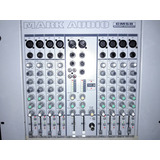 Mixer Mark Audio Modelo Cms 8 8 Canais