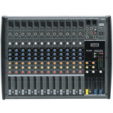 Mixer Mesa De Som 12 Canais Usb sd Mark Audio Cmx12