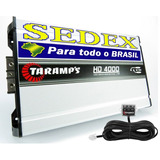 Módulo Taramps Hd 4000 Amplificador Digital 4798w Rms  sedex