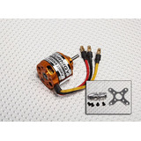 Motor Brushless 2826 6 2200kv   Turnigy