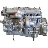 Motor Parcial Diesel 4 Cilindros Mwm  veja Outros