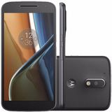 Motorola Moto G4 Octa core 13mp 16gb 4g Dual chip Tela 5 5