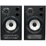 Ms40 Monitor Behringer Ms 40 Ativo Par Woofer 40 Watts Novo