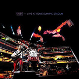 Muse Live At Rome Olympic Cd dvd Lacrado