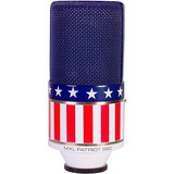 Mxl 990s Patriot Microfone Limited Edition Condenser