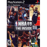 Nba 09 The Inside Ps2 Patch   2 De Brinde