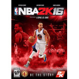 Nba 2k16   M�dia F�sica   Pc   Dvd