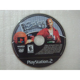 Nba Ballers   Sony Playstation 2 Jogo Game Original Ps2 Dvd
