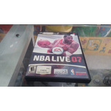 Nba Live 07 Playstation 2  seminovo