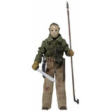 Neca Friday The 13th Clothed 8    Jason Lives  part 6