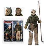 Neca Friday The 13th Part 6 Jason Retro Action Figure