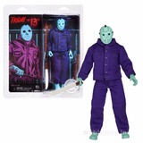 Neca Friday The 13th Video Game Retro Clothed Jason Voorhees