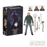 Neca Ultimate Jason Part 3  3d Friday The 13th Action Figure