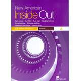 New American Inside Out Advanced Wb A With Audio Cd & Key