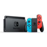 Nintendo Switch 32gb Cinza Ou Colorido Original